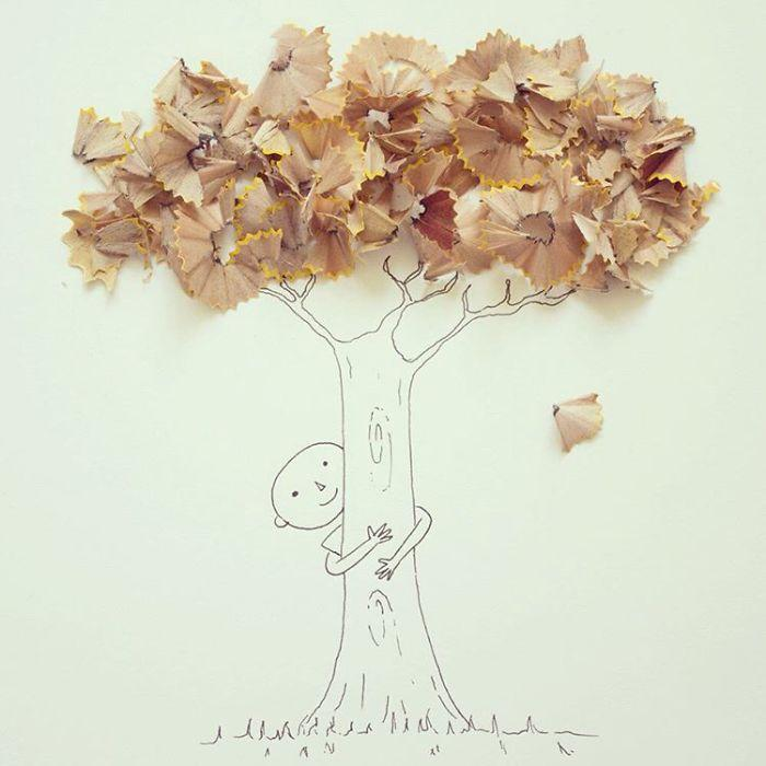 New-Everyday-Objects-Turned-Into-Imaginative-Illustrations-by-Javier-Prez-579b01394a47e__700